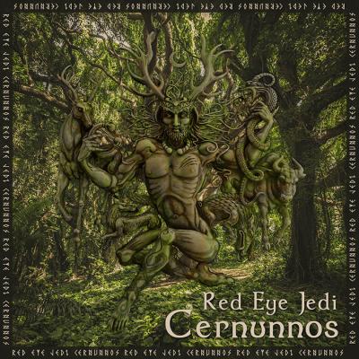 Red Eye Jedi - Cernunnos - prvdg13 - featured image