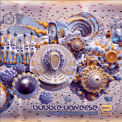 va - Bubble Universe 2 - prvsangcd02 - featured image