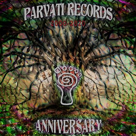 va - Parvati Records 20th Anniversary - prvda07 - featured image