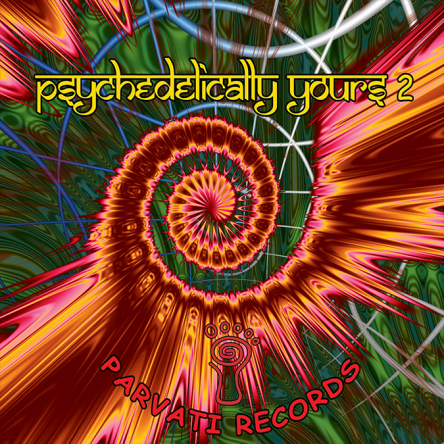va - Psychedelically Yours 2 - prvcd06 - featured image