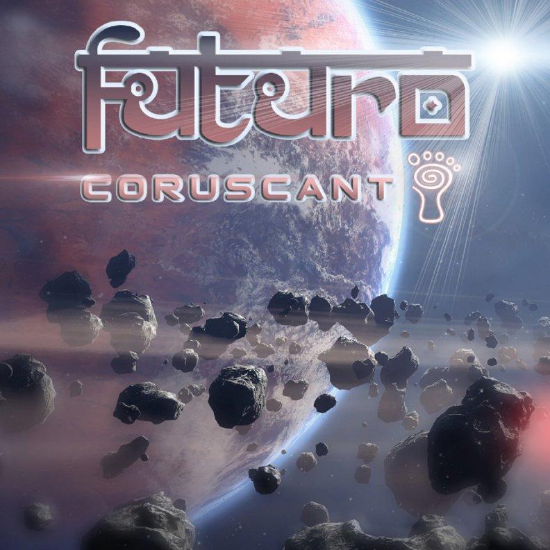 Futuro - Coruscant - prvdg23 - front cover
