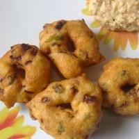 Medhu Vadai(Urad Dal/Black lentils Vada)