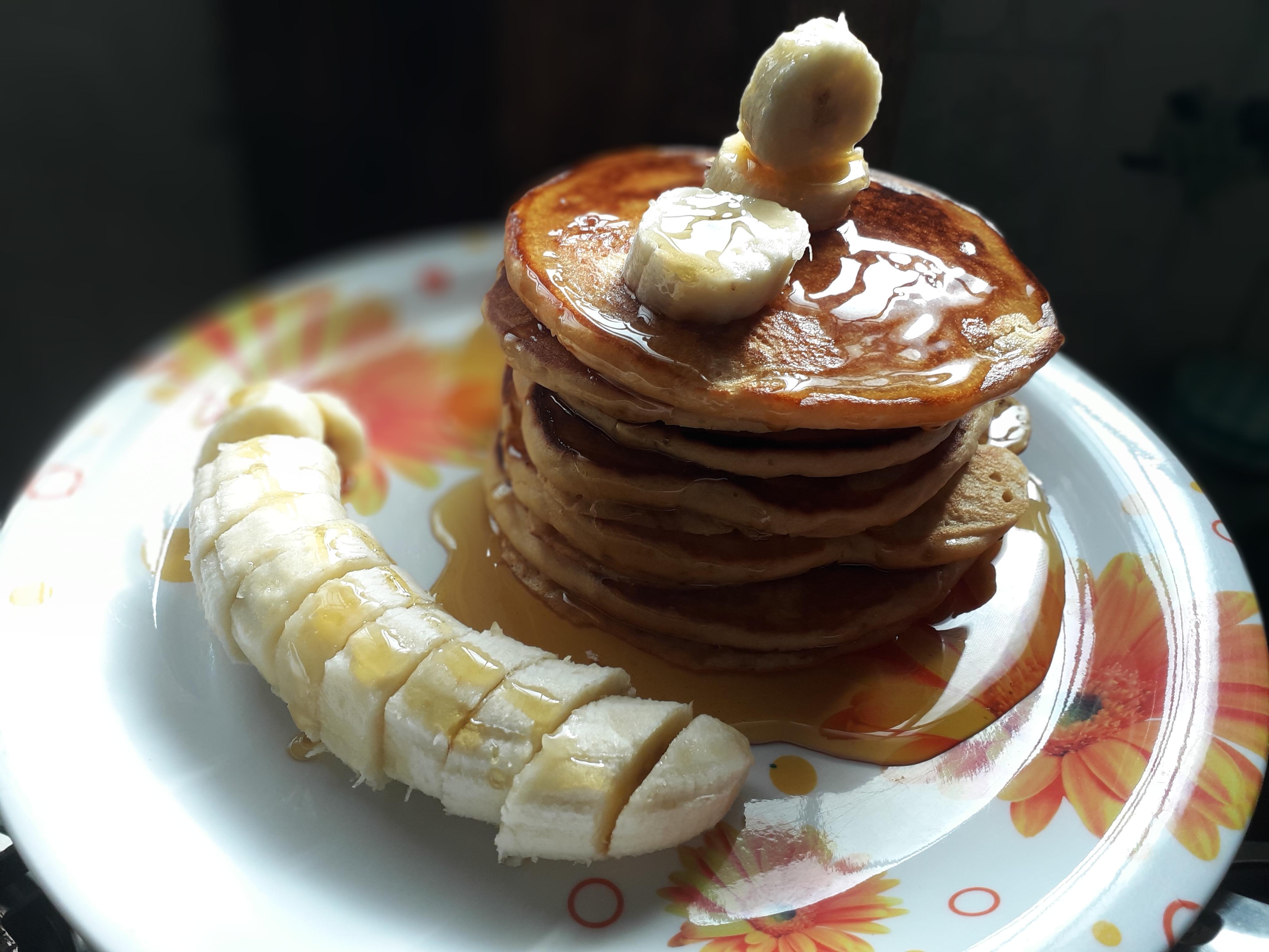 Easy Pancakes – Homemade pancake mix recipe
