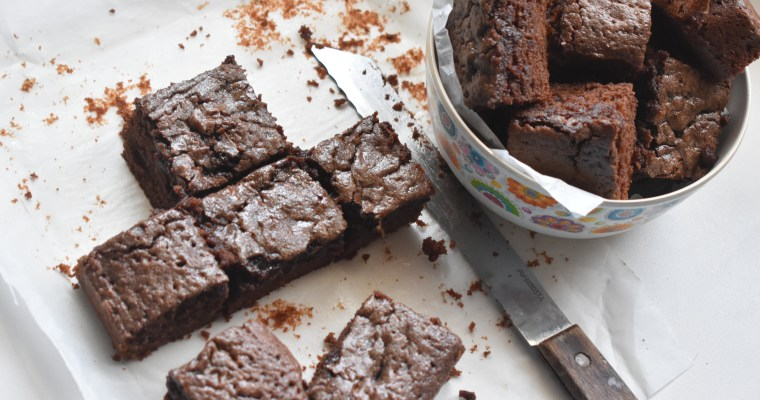 Easy Fudge Brownies