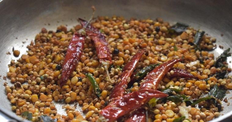 Homemade Spice  mix – An introduction