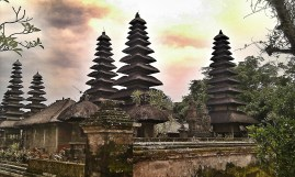 The icon of Bali