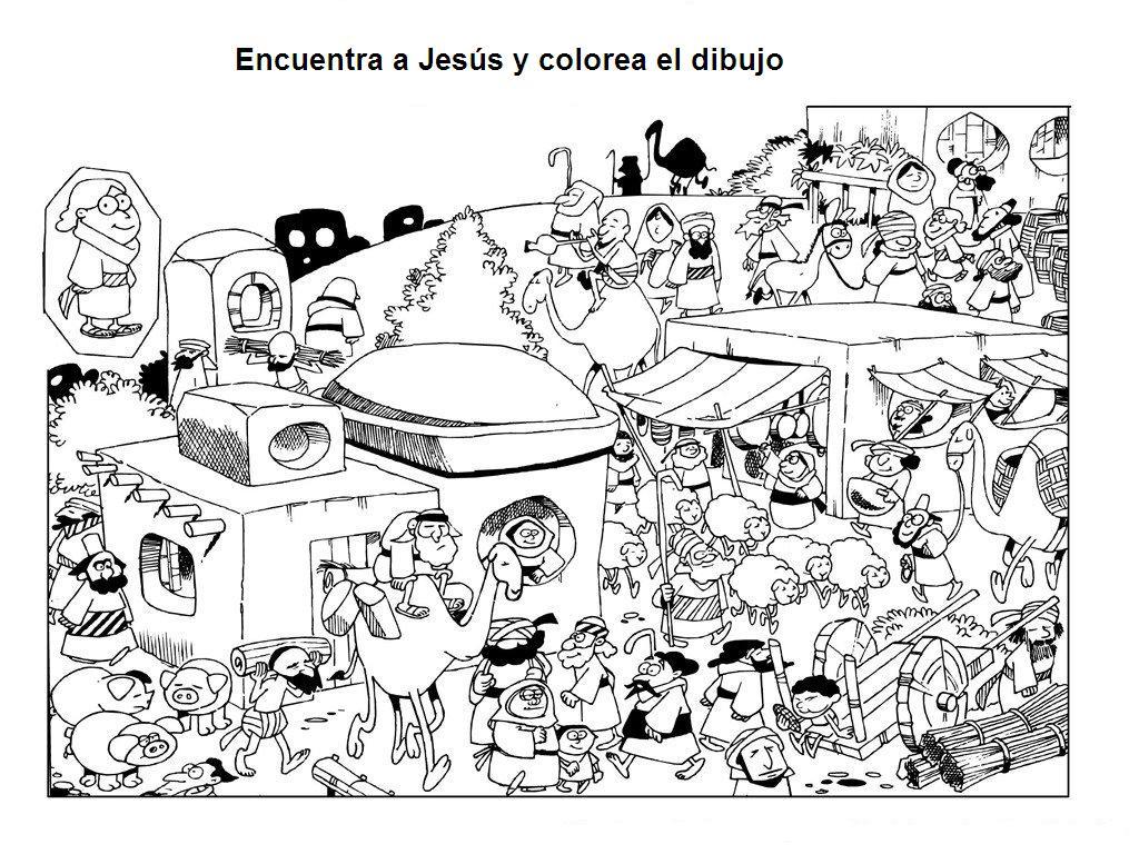 Imagenes Del Nio Jess En El Templo Imagui