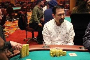 David Olshan Chip Count: 3,520,000