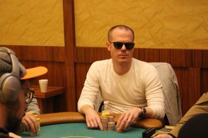 Patrick Canavan 14th Place $5578