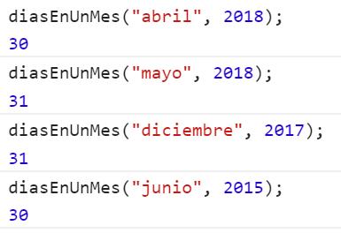 Dias Que Tiene Un Mes En Javascript Parzibyte S Blog