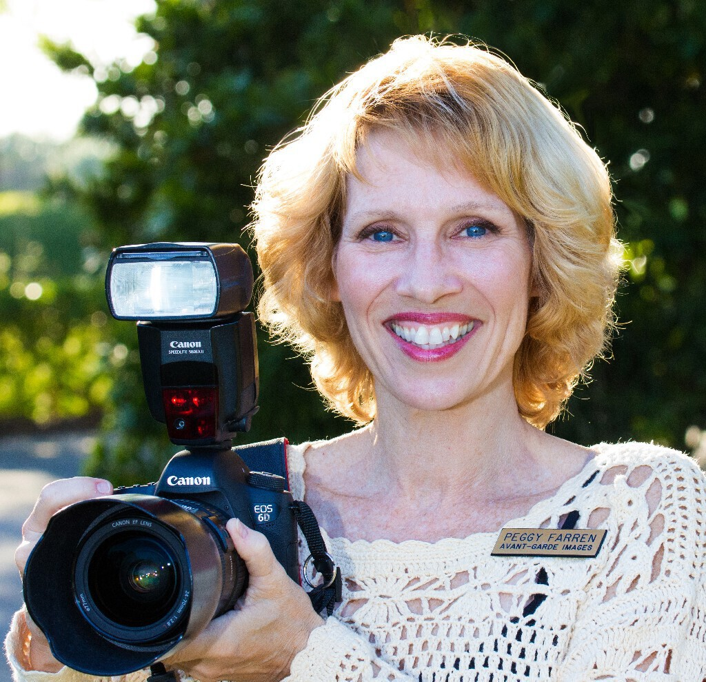 Peggy Farren, A Professional Photographer, Offers Tips To Start A Business.