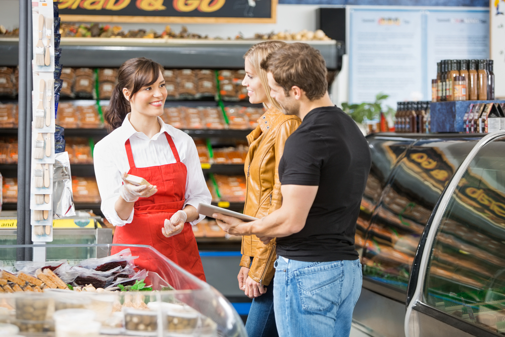 positive customer service approach