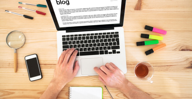 Image result for Create a Blog