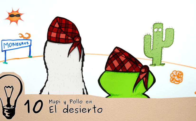 Aprende un ratico 10: El desierto