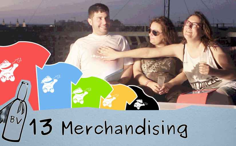 BirraVlog 13: Merchandising