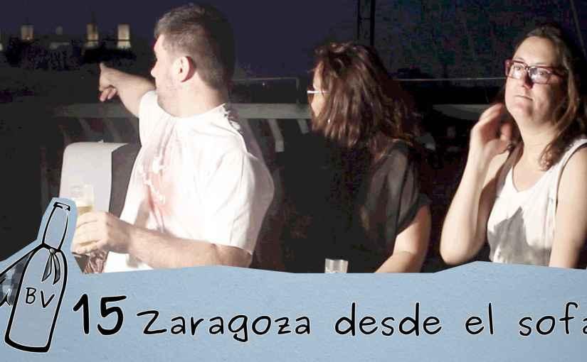 BirraVlog 15: Zaragoza desde el sofá