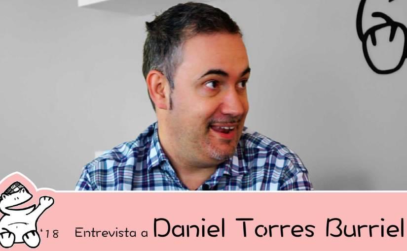 Entrevista a Daniel Torres Burriel