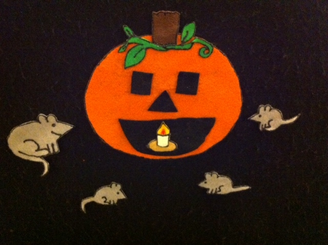 Infant & Toddler Storytime: Halloween!