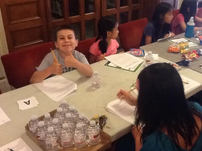 Kids' Writing Workshop: Writing Engaging Beginnings