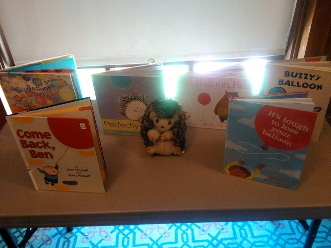 Balloons: Infant Storytime