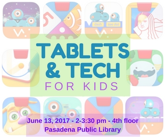 Tablets and Tech for Kids
