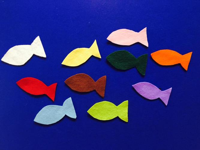 Fish! ~ Infant Storytime