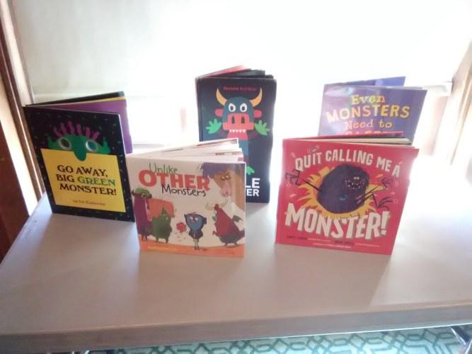 Monsters: Preschool Storytime