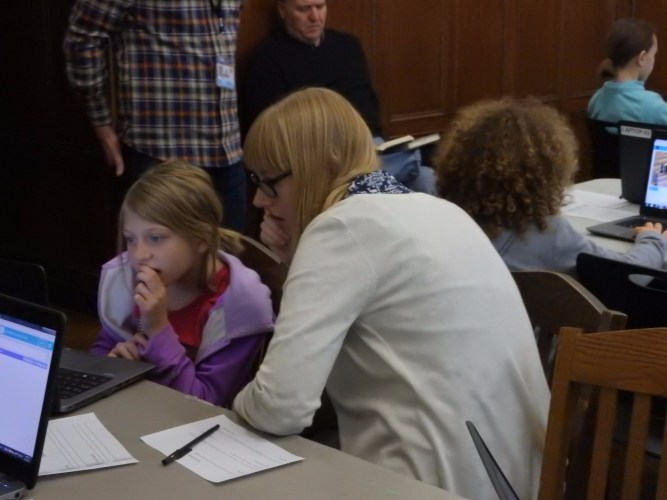 Kids' Coding Club: Hour of Code with Star Wars