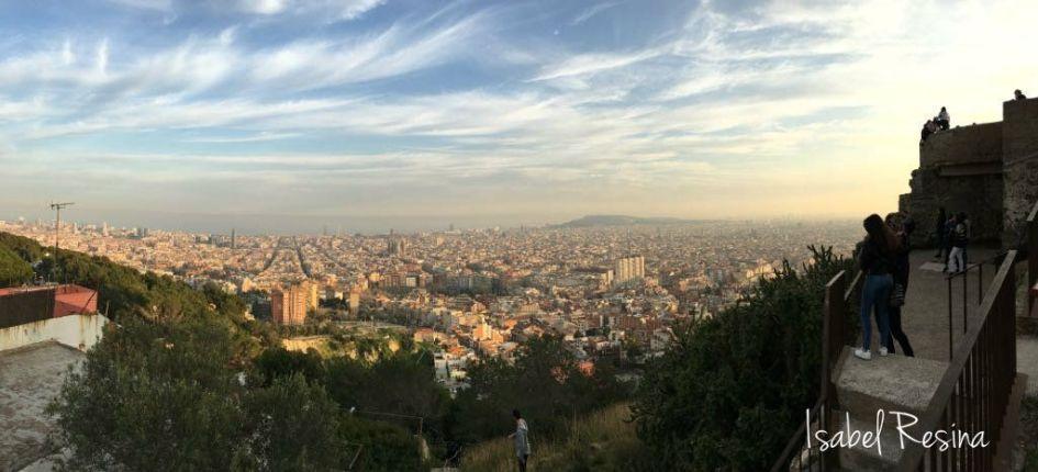 Bunkers Del Carmel Barcelona En 360 Pasajes Y Paisajes