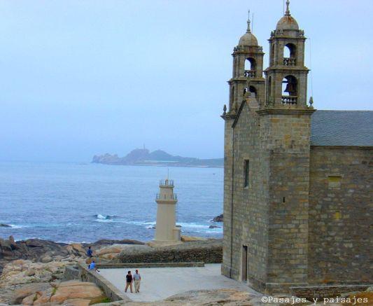 faros de la costa gallega