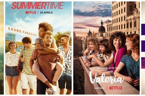 Series romanticas Netflix
