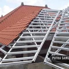Pasang Baja Ringan Di Semarang Mengenal Rangka Atap Lebih Dalam Agung Wijaya Group