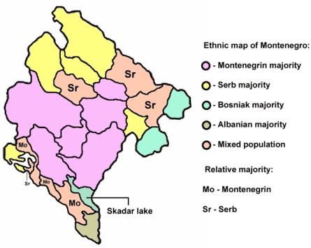 Mapa étnico