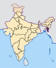Mizoram_in_India