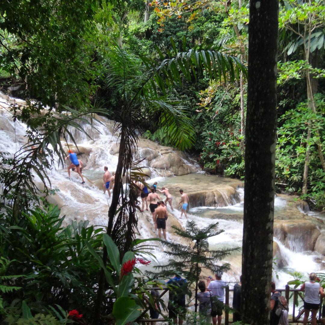 Dunns River Falls- Ocho Ríos -Jamaica