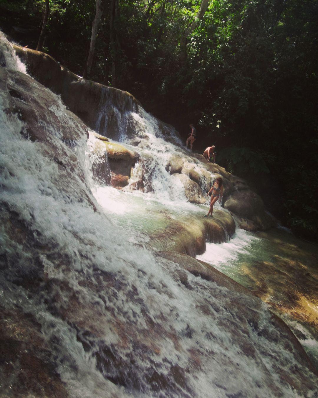 Dunns River falls - Ocho Ríos - Jamaica