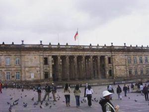 Plaza de Bolivar, Bogotá