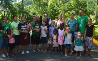 ¿Cómo ayudar a los niños en Jamaica? Entrevista a Kevin Stutzman de JRM