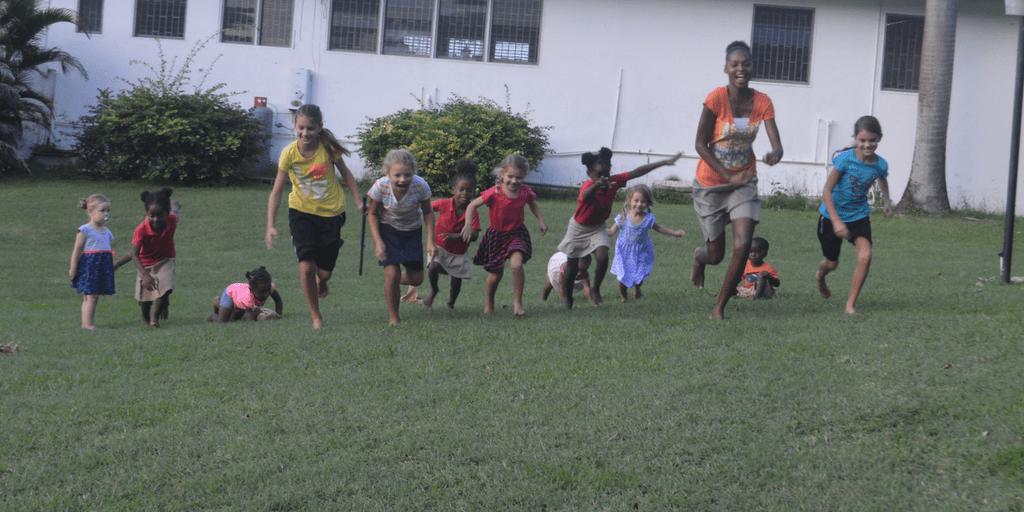 Ayudar en Jamaica - JRM