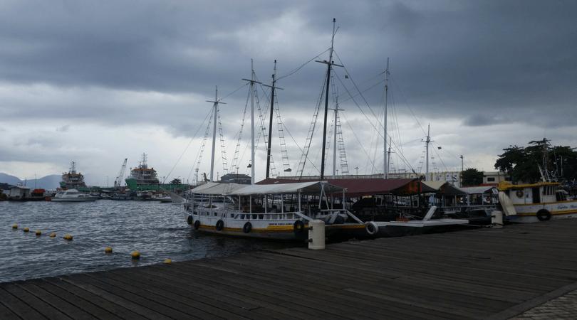 Muelle Angra Dos Reis