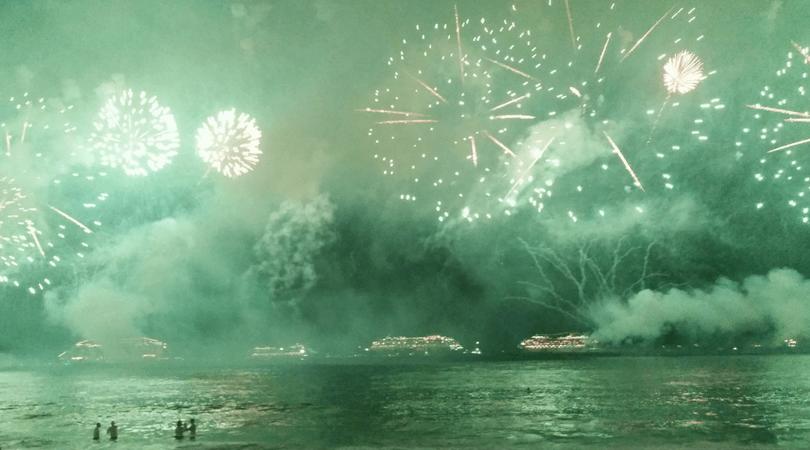 Año Nuevo En Río De Janeiro No Cometas Mis Errores