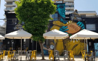 A Mano Gin & Burgers, Viña del Mar – Te lo cuento