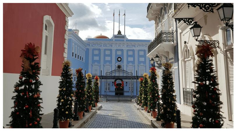 La Fortaleza - Viejo San Juan