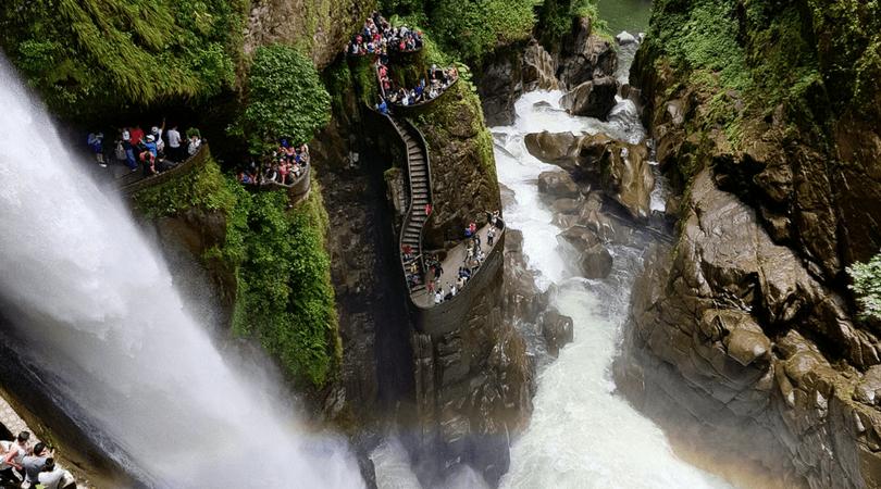 Baños de Agua Santa, Ecuador: los motivos para ponerla en tu radar ya!