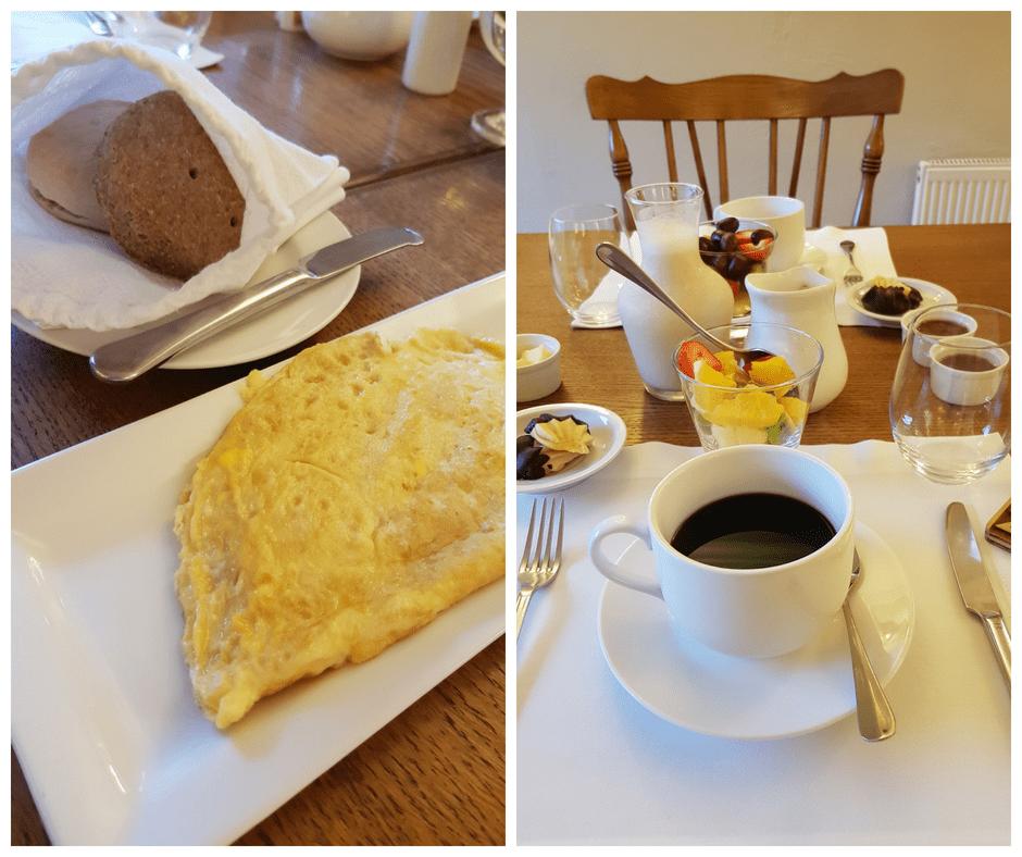 Los desayunos estilo campestre me robaron el corazón