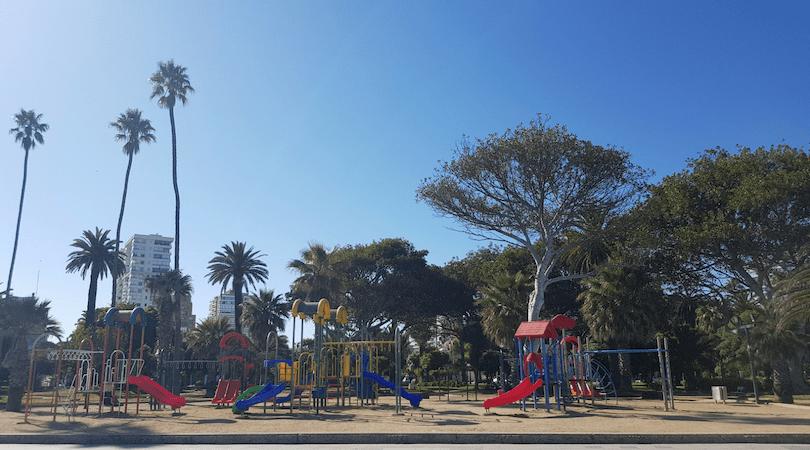 Juegos infantiles ideales para quienes viajan con niños