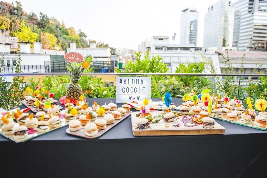 La terraza del Hotel Magnolia fue la elegida por Google Chile para presentar cifras sobre el comportamiento digital de los viajeros chilenos
