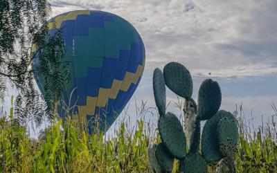 Vuelos en globo: Mitos y realidades
