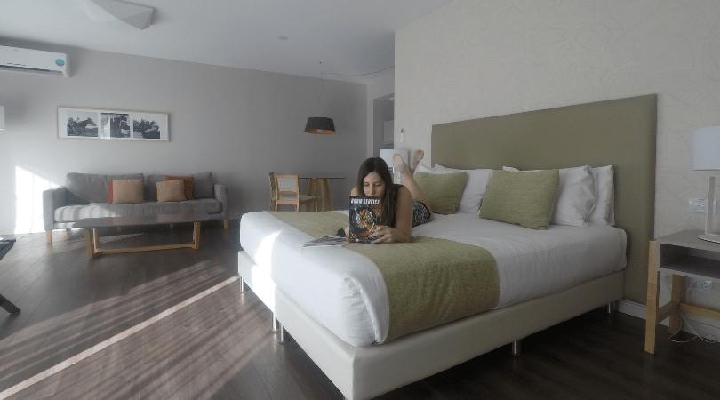 Hotel Dazzler Polo: descanso de primera en Palermo, Buenos Aires