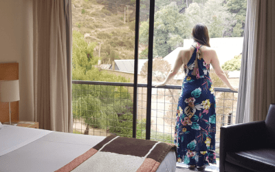 Hotel Bosque de Reñaca: un pulmón verde para el relajo